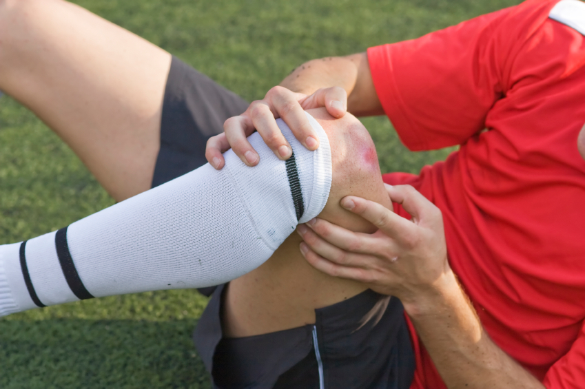 Injury and ACL Surgery
