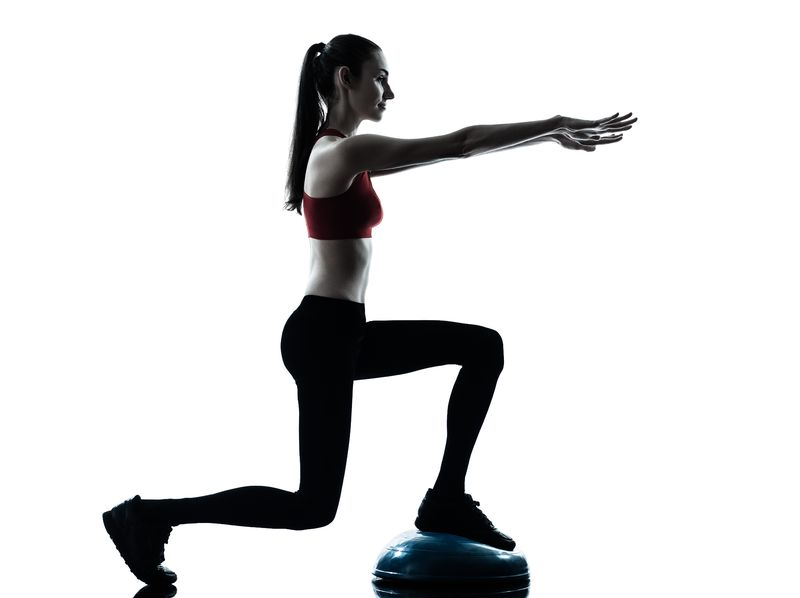 Bozu Lunge for ACL Injury Prevention
