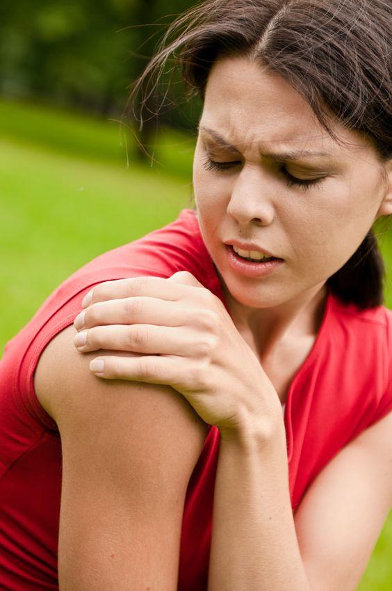 Torn Shoulder Labrum