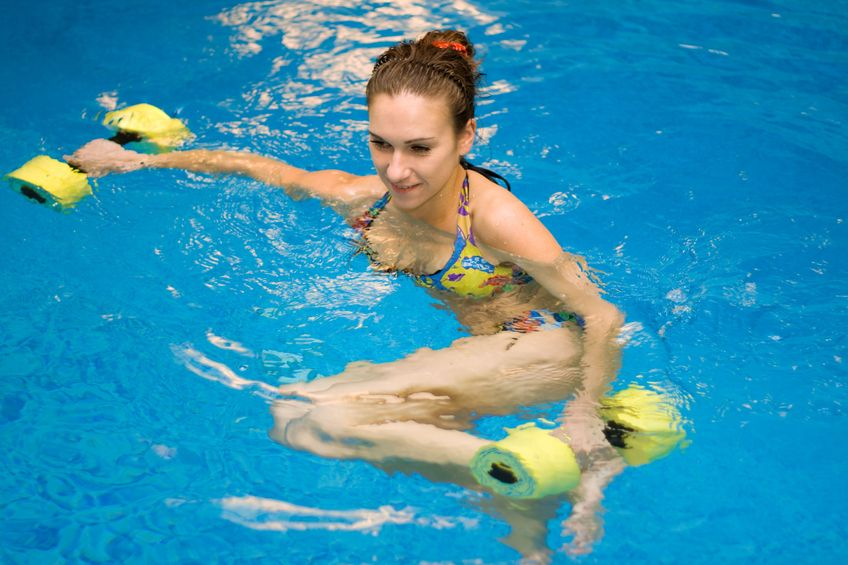 Water Therapy: Fun and Beneficial