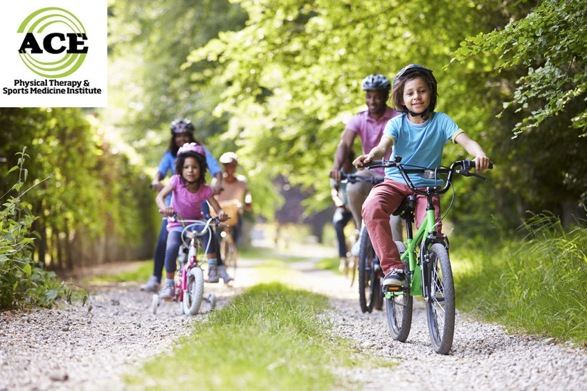 family_biking