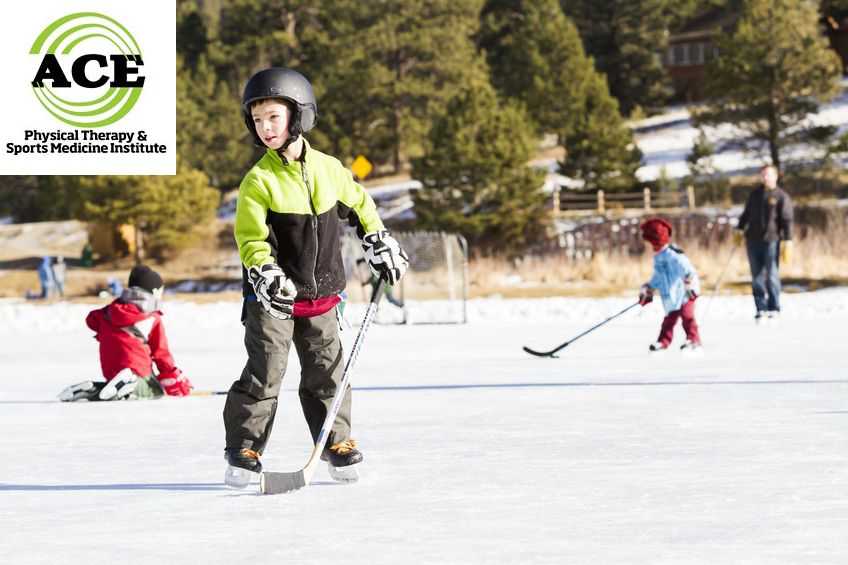 HIP PAIN IN YOUTH HOCKEY PLAYERS