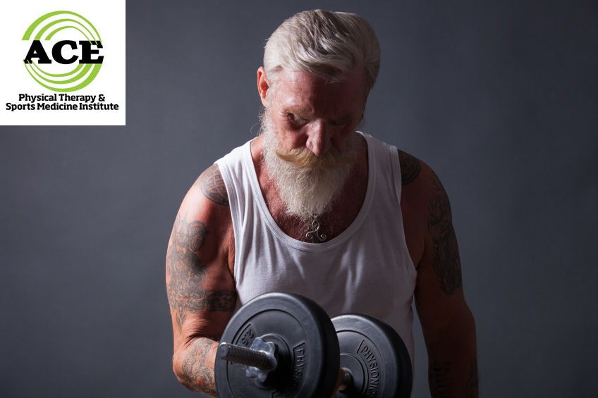 TREATING OSTEOPOROSIS IN MEN WITH EXERCISE
