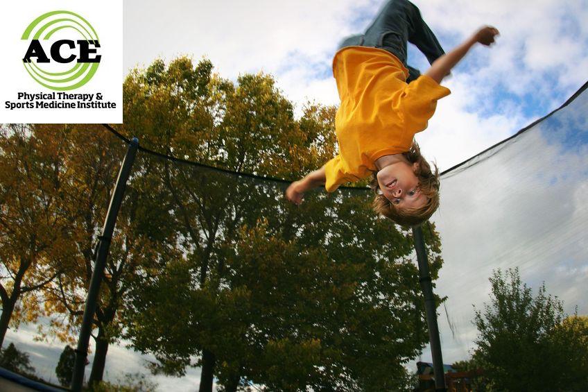 trampolineflip