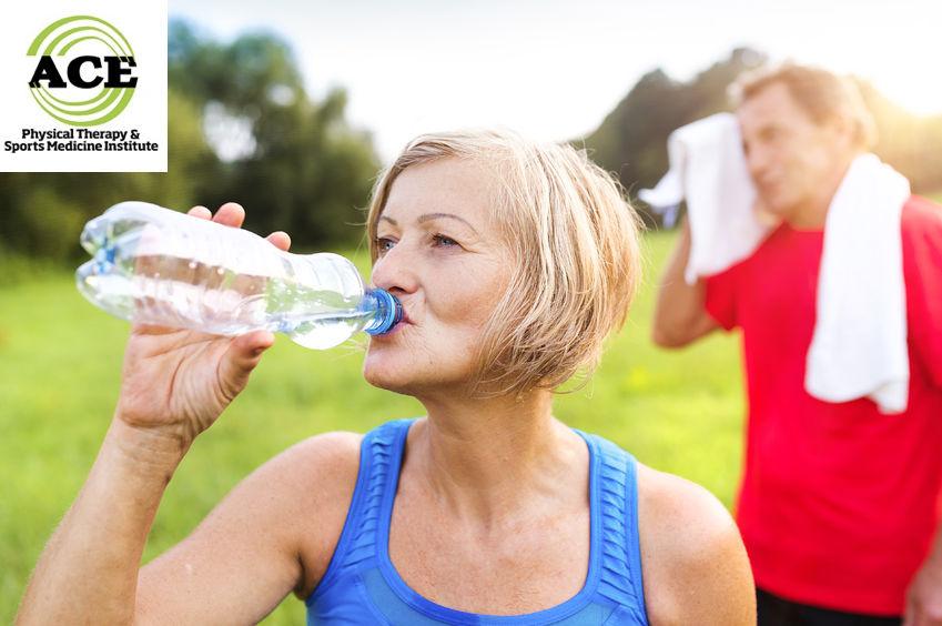 rehydrating