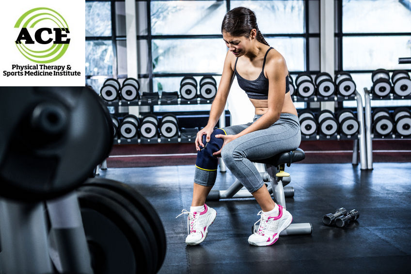 AVOIDING AND TREATING ACUTE WORKOUT INJURIES