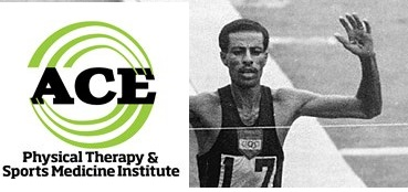 ACE PHYSICAL THERAPY & SPORTS MEDICINE INSTITUTE ABEBE BIKILA DAY INTERNATIONAL PEACE MARATHON & HALF