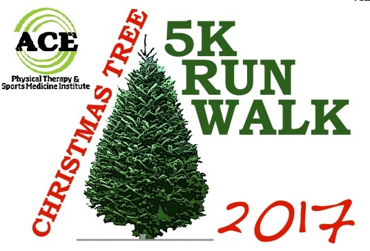 ACE PHYSICAL THERAPY & SPORTS MEDICINE INSTITUTE – 2017 CHRISTMAS TREE 5K