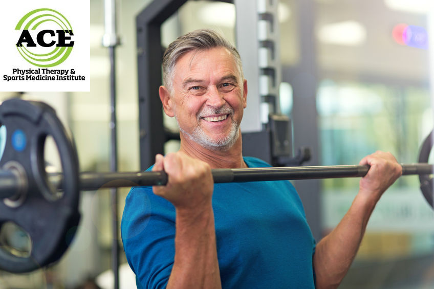 BUILDING MUSCLE MASS AFTER 50