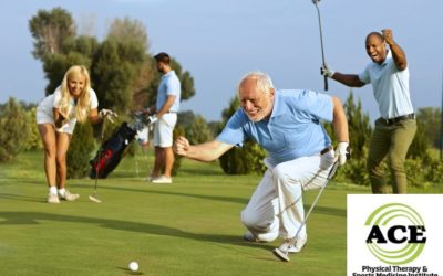FITNESS FOR IMPROVING YOUR GOLF GAME